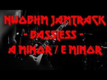 Embedded thumbnail for NWOBHM Style jamtrack - bassless