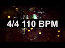 Embedded thumbnail for Drums Metronome 110 BPM