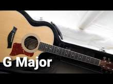 Embedded thumbnail for Acoustic Rock Guitar Backing Track Jam In G [1]