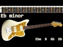 Embedded thumbnail for Epic Melancholic Rock Ballad Guitar Backing Track - Eb minor   100bpm