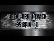 Embedded thumbnail for Breaking Benjamin Style Metal Drum Track 95 BPM (HQ,HD)