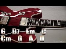 Embedded thumbnail for Slow Classic Ballad Backing Track G Major