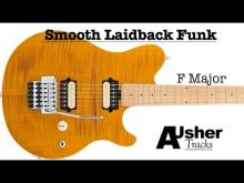 Embedded thumbnail for Smooth Laidback Funk in F and Dm | Guitar Backing Track