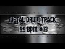 Embedded thumbnail for American Heavy Metal Drum Track 155 BPM | Preset 3.0 (HQ,HD)