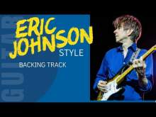 Embedded thumbnail for Eric Johnson Dreamy Rock Style Guitar Backing Track Jam D minor
