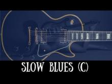 Embedded thumbnail for Slow Blues Jam | Sexy Guitar Backing Track (C)