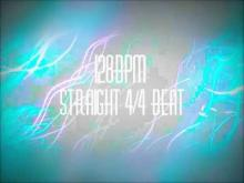 Embedded thumbnail for 128BPM Straight Beat - 4/4 Drum Loop