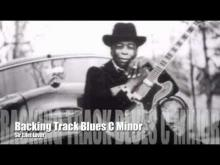 Embedded thumbnail for Backing Track Slow Blues C Minor