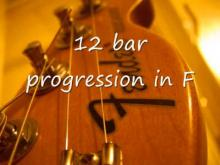 Embedded thumbnail for 12 Bar blues backingtrack in F