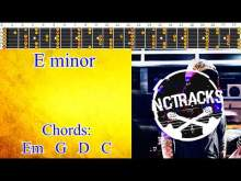 Embedded thumbnail for Sweet Intense Melancholic Ballad Guitar Backing Track - E minor | 100 bpm