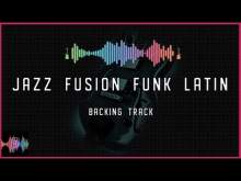 Embedded thumbnail for Jazz Fusion Funk Latin Backing Track in C Minor