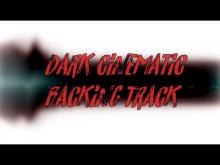 Embedded thumbnail for Dark cinematic backing track for guitar - em