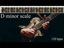 Embedded thumbnail for Burning Fire Rock Guitar Backing Track - D Minor | 120 bpm