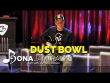 "Embedded thumbnail for Bona Jam Tracks - ""Dust Bowl"" Official Joe Bonamassa Guitar Backing Track in A Minor"
