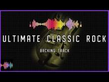 Embedded thumbnail for Ultimate Classic Rock Backing Track in D Mixolydian Blues