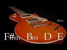 Embedded thumbnail for Backing Track Sad Guitar Ballad F# minor