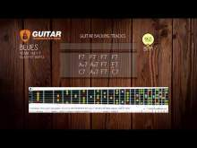Embedded thumbnail for 12 bar Fast Blues Shuffle in F | BLUES | 160 BPM | Guitar Backing Track | 4/4 | GBT006