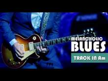 Embedded thumbnail for Melancholic Slow Minor Blues Guitar Backing Track Jam in Am