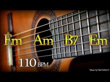 Embedded thumbnail for Rumba Spanish Gipsy Flamenco Backing Track E Minor