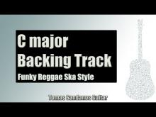 Embedded thumbnail for Backing Track in C Major Funky Reggae with Chords and C Major Pentatonic Scale
