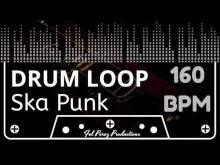 Embedded thumbnail for SKA PUNK - DRUM LOOP 160 BPM