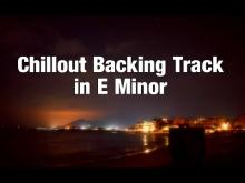 Embedded thumbnail for E Pentatonic Minor Chillout Guitar Backing Track