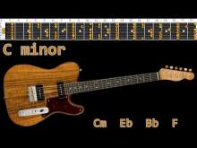Embedded thumbnail for Midnight Ballad Guitar Backing Track - C minor | 70bpm
