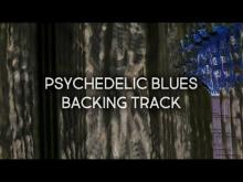 Embedded thumbnail for Etno Psychedelic Blues Guitar Backing Track in C# Minor