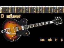 Embedded thumbnail for Pop Rock Ballad Guitar Backing Track - D minor   110bpm