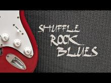 Embedded thumbnail for Rock Blues Shuffle Guitar Backing Track D Minor