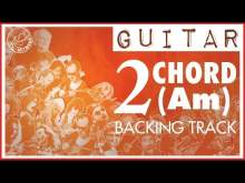 Embedded thumbnail for Two Chord Backing Track in Am