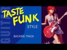 Embedded thumbnail for TASTE Funk Guitar Backing Track jam in G ionian 116 Bpm AV34