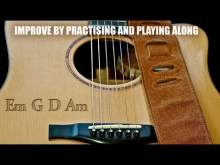 Embedded thumbnail for Sad Acoustic Guitar Backing Track E Minor Jam