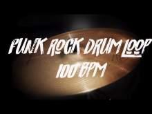Embedded thumbnail for Funk rock drum loop 100 bpm