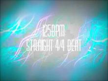 Embedded thumbnail for 125BPM Straight Beat - 4/4 Drum Loop