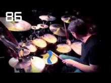 Embedded thumbnail for 110 BPM Shuffle Beat - Drum Track