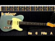 Embedded thumbnail for Surprising Hopeful Pop Rock Ballad Guitar Backing Track - B minor   100 bpm
