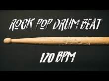 Embedded thumbnail for Pop rock drum loop 120 bpm