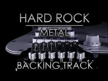 Embedded thumbnail for Backing Track Metal Hard Rock Jam D Minor