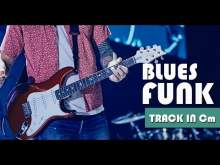 Embedded thumbnail for Seductive Minor Blues Funk Guitar Backing Track Jam in Cm