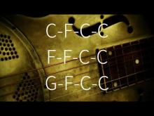 Embedded thumbnail for Buddy Guy Blues style in C