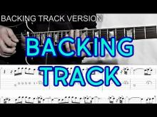 Embedded thumbnail for Backing Track Instrumental ballad guitar with tabs - Love Solo
