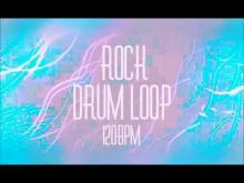 Embedded thumbnail for ROCK/POP Drum Loop (120 BPM)