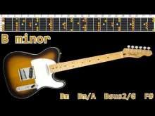 Embedded thumbnail for Sad Emotional Ballad Guitar Backing Track - B minor | 72bpm