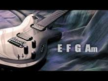 Embedded thumbnail for E Major Ascending to A Minor Ballad Guitar Backing Track