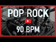 Embedded thumbnail for Pop Rock Drum Track 90 BPM Rock Drum Beat Backing Track (Track ID-32)