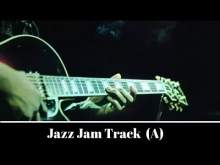 Embedded thumbnail for Jazz Backing Jam Track | Medium Swing 2-5-1 (A)