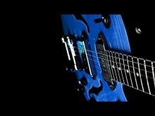 Embedded thumbnail for Slow 12 Bar Shuffle Blues Guitar Backing Track Jam in E
