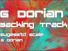 Embedded thumbnail for G Dorian Backing Track: Smooth Jazz, Lounge, Funky