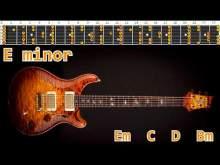 Embedded thumbnail for Sweet Rock Ballad Guitar Backing Track - E minor   120bpm